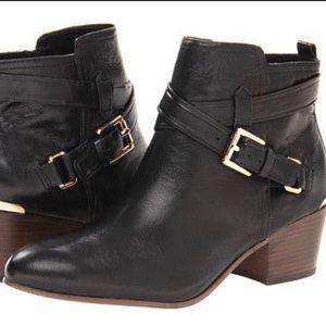 COACH Pauline Ankle Black Boots
